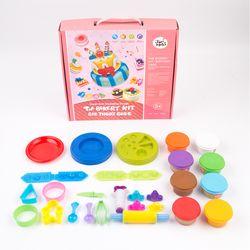 Joan Miro Super Soft Modeling Dough Kit Set