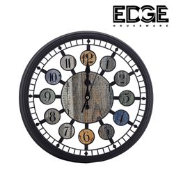 Edge Houseware HD 080 35cm Home Decor  Wall Clock Living Room Bedroom fashion  Silent Decorative Wall Clock