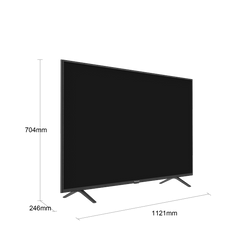 Panasonic TH-50JX600X 50 inch, LED LCD, 4K HDR, Android TV