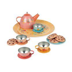 Janod Metal Tea Set Dinnerware