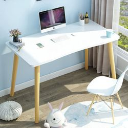 Homescapes White Table 120x60