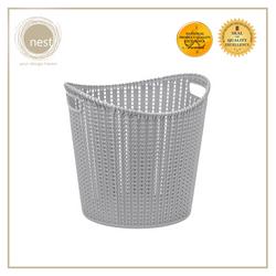 NEST DESIGN LAB Multi-Purpose Knit Laundry Basket 35L