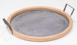 Leah Round Tray