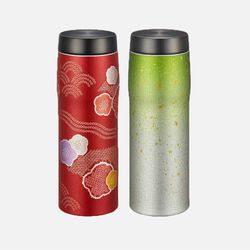 Traditional Design Stainless Steel Bottle MJX-A481 (Limited Edition) 0.48L