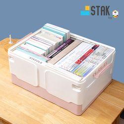 Durastak Foldable Storage Box Size XL 40 L Capacity