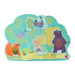 Oribel Vertiplay Hoppy Bunny & Friends