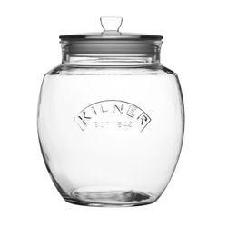 Kilner Universal Push Top Storage Jar 4L