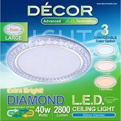 Diamond Led Cei. Tri Color