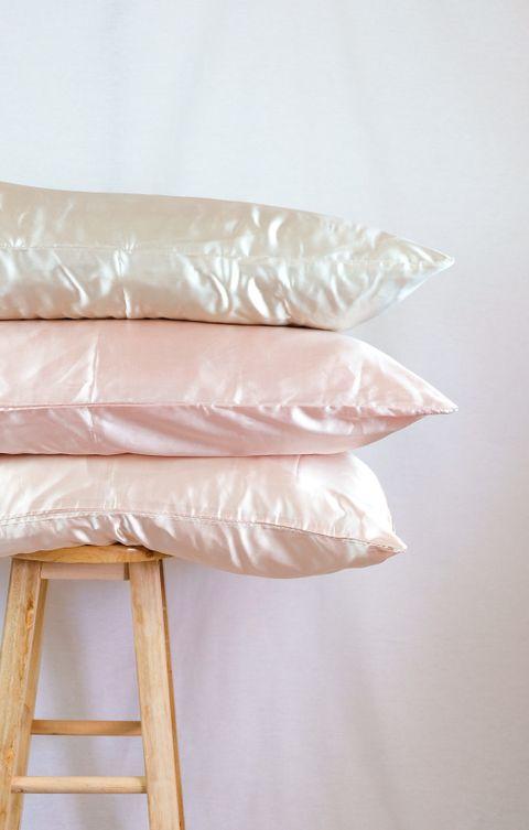 "Silk Pillowcase (Pair of Queen Size 20x30"")"