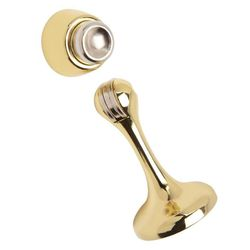 Tajima Stainless Finish Magnetic Door Stop Stopper Holder (Gold Plated)