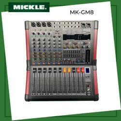MICKLE MK-GM8 Professional Mixer Series
