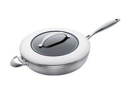 Scanpan Saute Pan With Lid 32Cm-Ctx