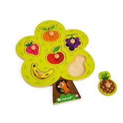 Janod- Fruit Tree Puzzle