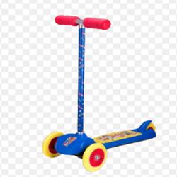 Paw Patrol Twist Scooter