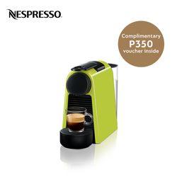 Nespresso Essenza Mini Lime Green