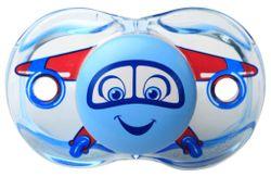 Tickled Babies Razbaby Keep-It-Klean Pacifier - Adam Airplane