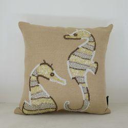 ARQ Curtains Marinho 16x16 Fauna 2 Collections Pillowcase