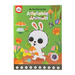 Joan Miro My First Dot-to-Dot Drawing Book - Adorable Animals