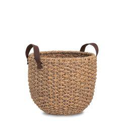 Calfurn Braided Bangkwang Basket
