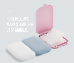 SOOM LAB Portable UVC Mask Sterilizer