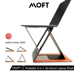 Moft Z 5-in-1 sit-stand laptop desk