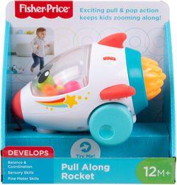 Fisher Price Dream Land Pull Rocket