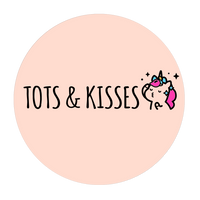 Tots & Kisses Baby Products Shop | Logo