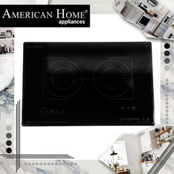 American Home AIC-8800DB Induction Cooker Double Burner