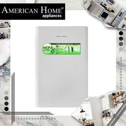 American Home AHP-4F20HEPA Air Purifier w/ HEPA 13 Filter (40 sq meters)