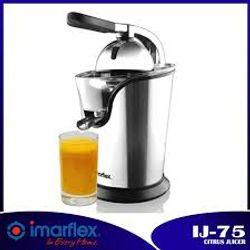 Imarflex IJ-75 Electric Citrus Juicer