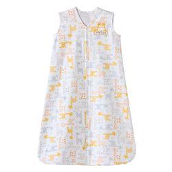 Tickled Babies Halo Sleepsack Wearable Blanket Yellow & Gray Giraffe  - Small