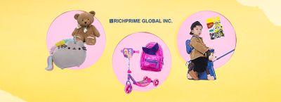 Richprime Global Inc   Banner