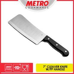 MetroMKK 5087in ABS Handle Cleaver Knife