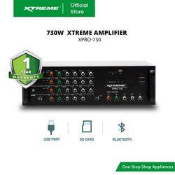 XTREME 730W Amplifier (XPRO-730)