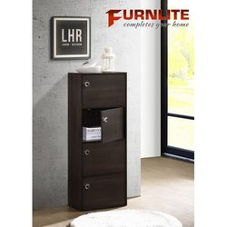 Furnlite 4 Tier Cabinet