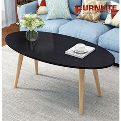 Furnlite Oval Coffee Table