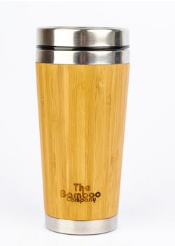 Lakbawayan Kape Cup (Bamboo Coffee Tumbler 400mL)