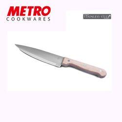 Metro 6in Wooden Handle Chef Knife MKK 510