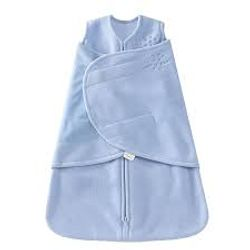 Tickled Babies Halo Sleepsack Swaddle  Blue - Newborn