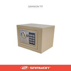 SW-T17E  Beige Safe Electronic l Safety Vault