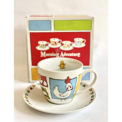 Loveramics Porcelain Chic Chic Morning Adventure Cup