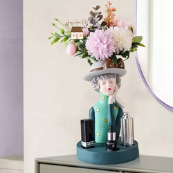 Happy Home PH Classy Girl Lipstick and Make-Up Holder