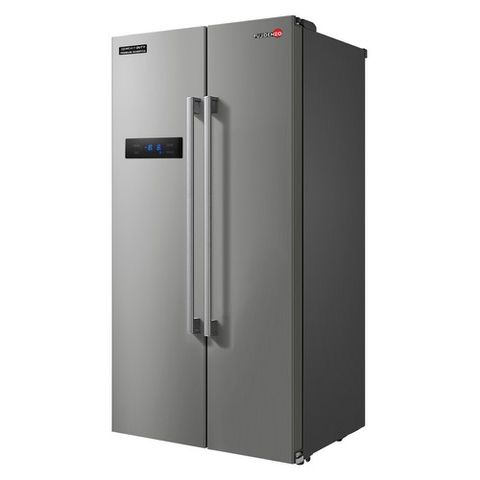Fujidenzo 20.6 cu. ft. HD Inverter Side by Side Refrigerator
