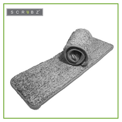 Scrubz 2pc absorbent Microfiber Pad Refill