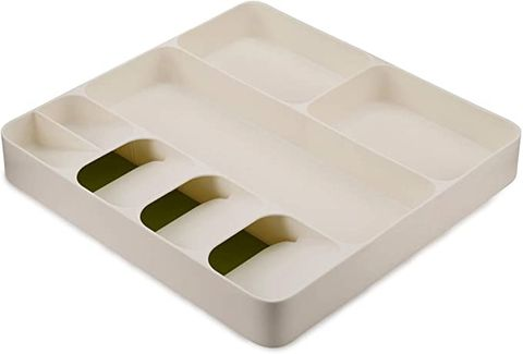 Joseph Joseph Drawer Store Kitchen Drawer Organizer Tray for Cutlery Utensil and Gadgets 85127