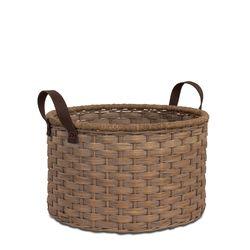 Calfurn Wicker Ply Weave Basket
