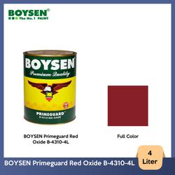 BOYSEN Primeguard Red Oxide B-4310-4L