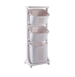 Homescapes 3 Layer Storage Trolley