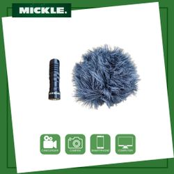 Mickle MM V1 Video Mic compatible Smartphone, DSLR Camera, Camcorder , Computer