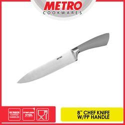 METRO MKK 5261 8in Hollow Handle Chef Knife